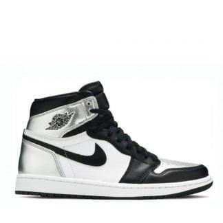 """Air Jordan 1 Retro High """"Silver Toe"""""""